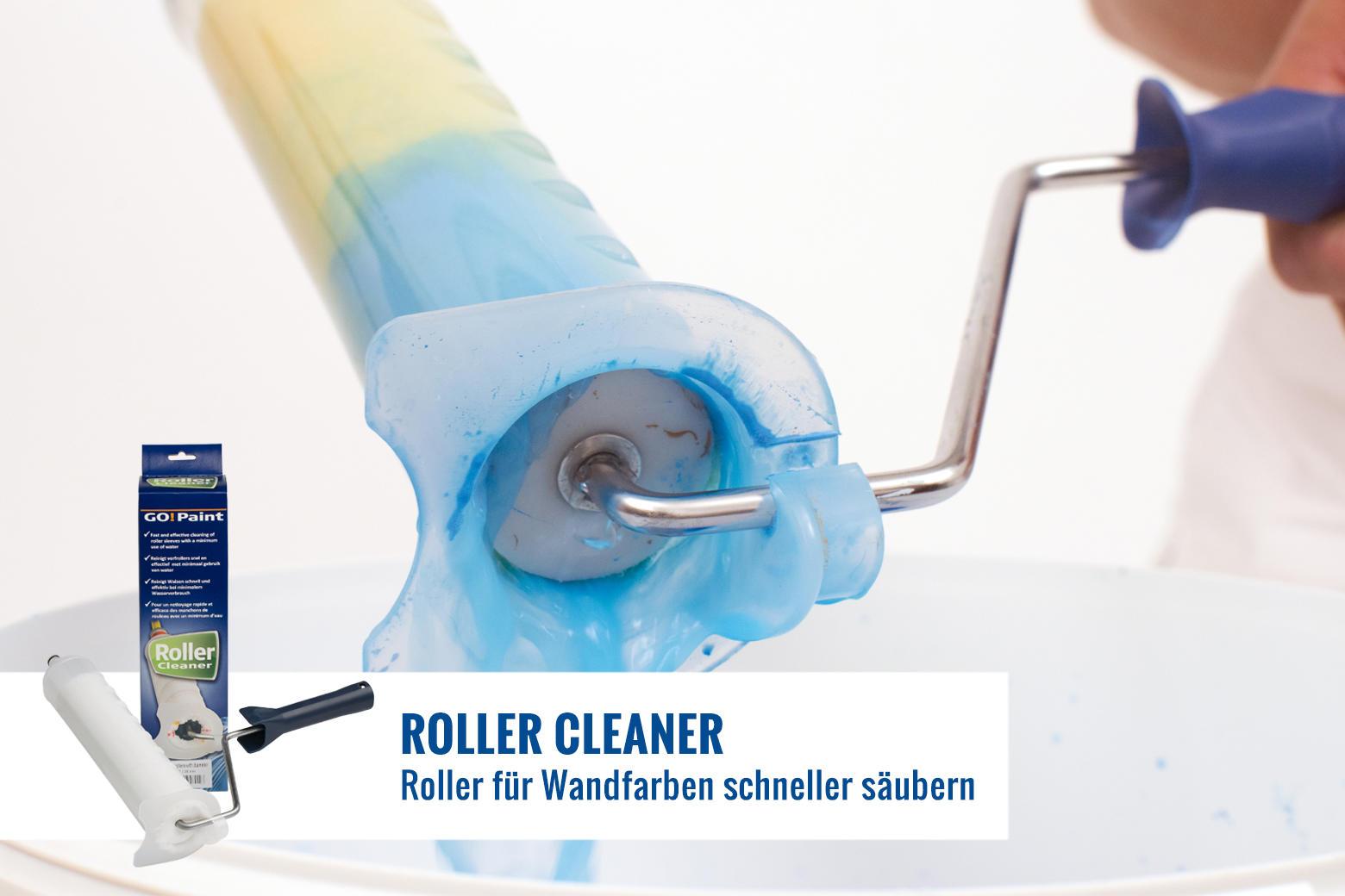 Weniger Wasserverbrauch, weniger Roller wegwerfen.