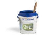 Met Clean and Go maak je een verfborstel in minder dan een minuut helemaal schoon.