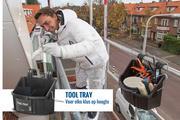 ToolTray: veiliger werken op hoogte